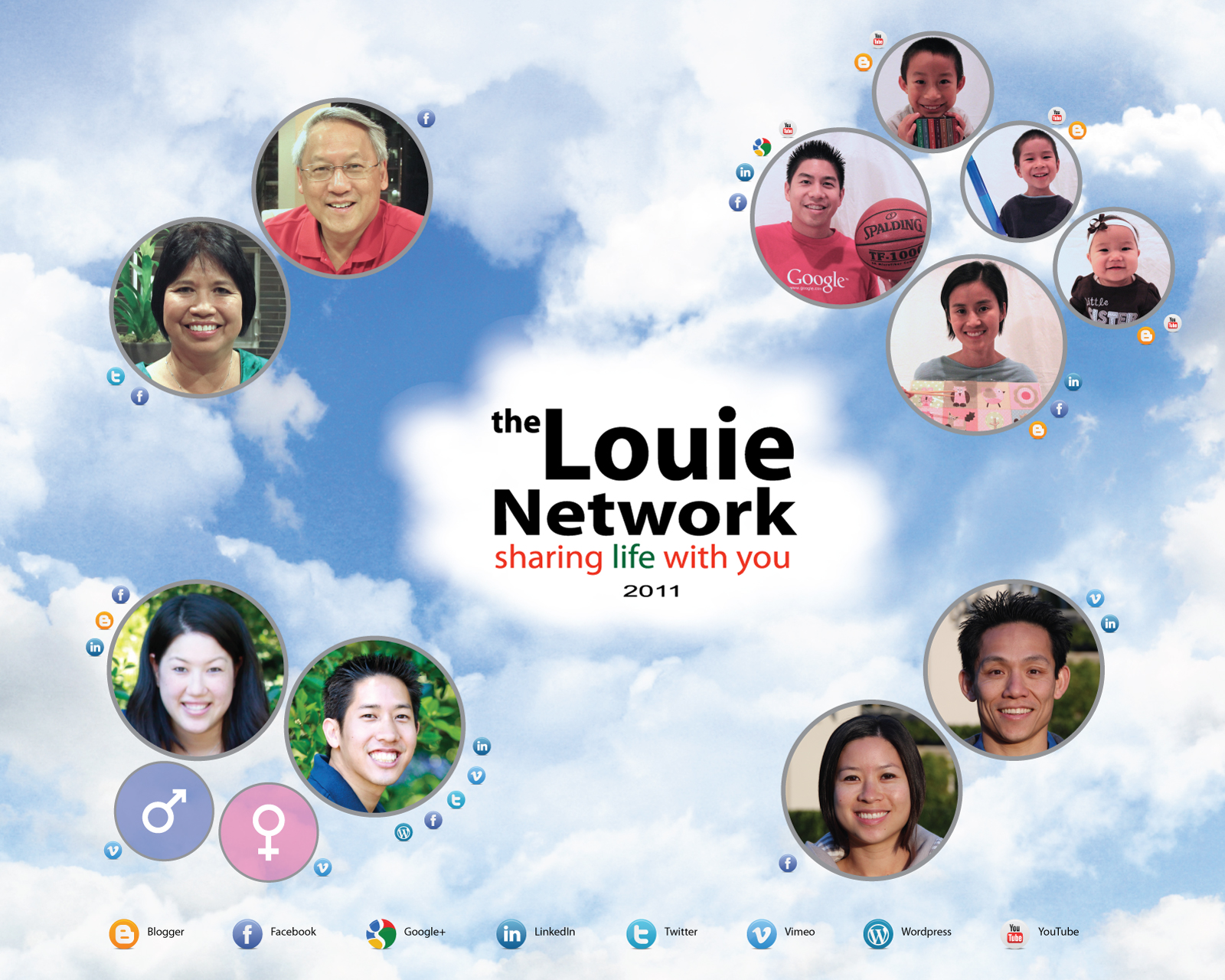 The Louie Network 2011