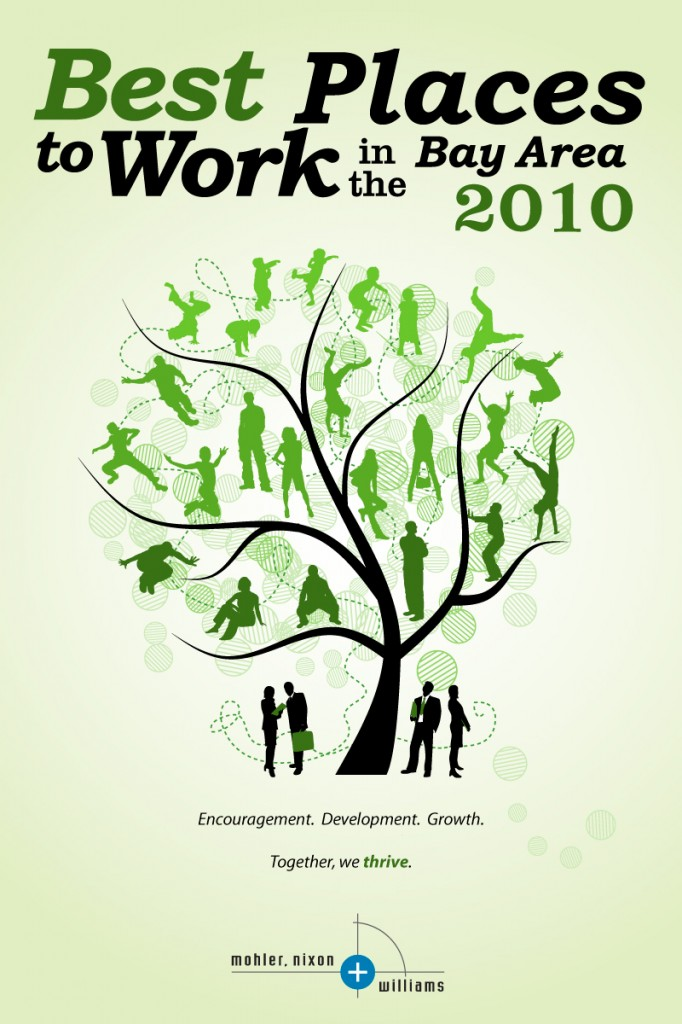 Best Place to Work Poster 2010