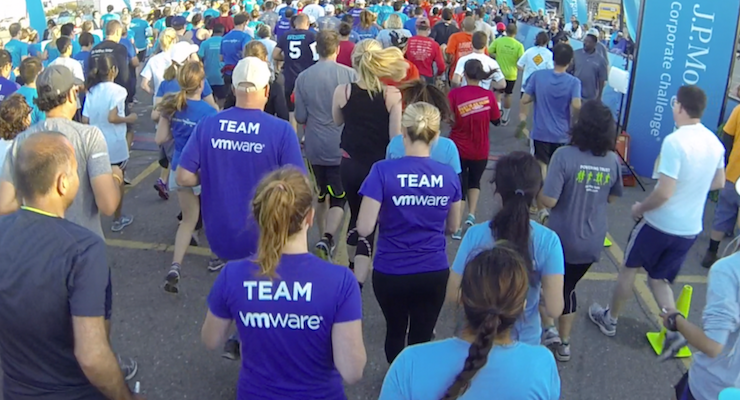 Running the JP Morgan Chase Challenge 2013 – San Francisco