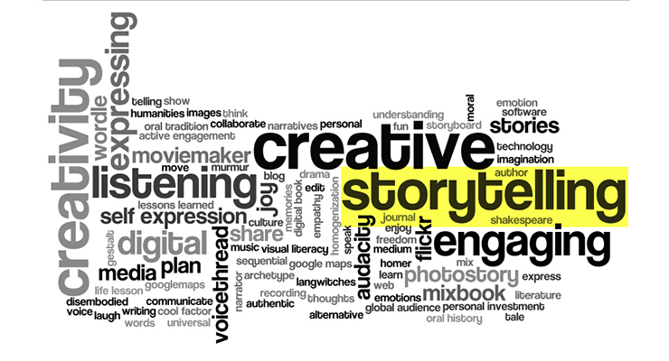 Good Marketing Starts with Good Storytelling