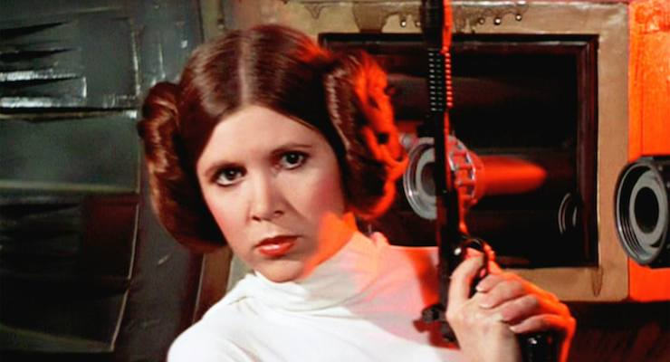 10 New Things I Learned About Carrie Fisher